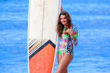 Load image into Gallery viewer, BYM BEACH ONE PIECE RASHGUARD - MO'O-