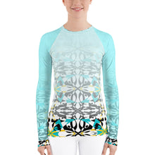 Load image into Gallery viewer, BYM Rash Guard in Maui Mind and Body