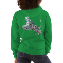 Load image into Gallery viewer, BYM Hoodie-Wizards 2 Hoodie - BAKSHI