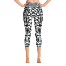 Load image into Gallery viewer, BYM Yoga Capri Leggings in Mo'O