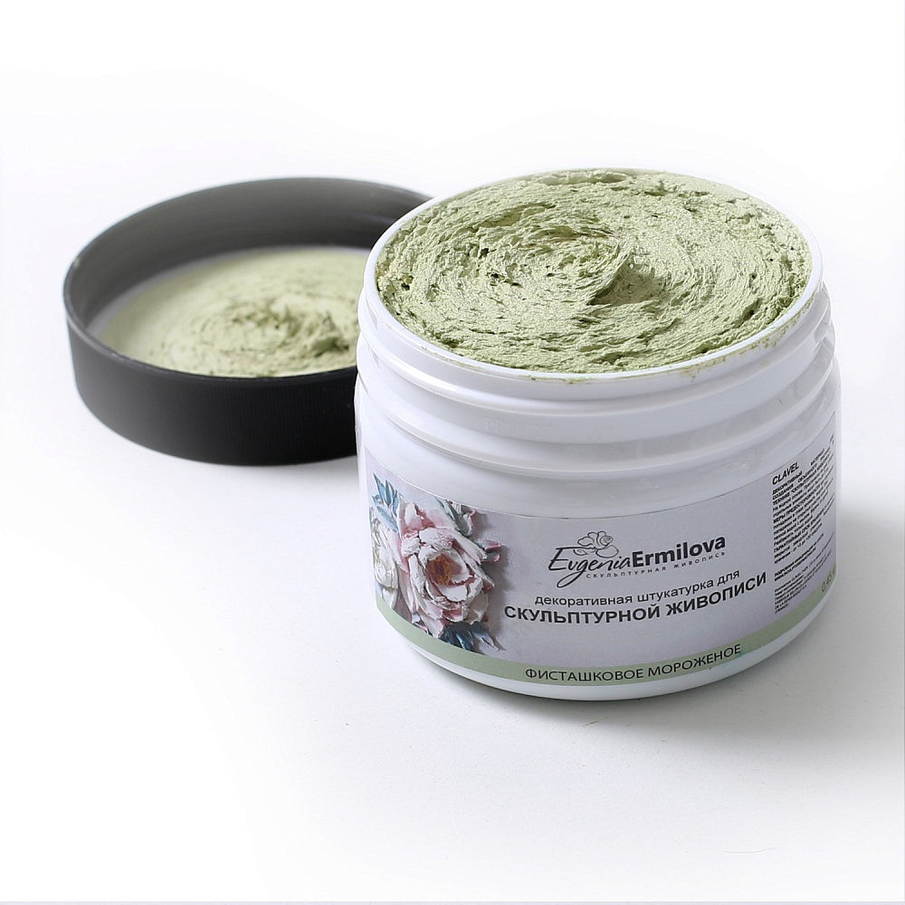 "Sculpture Paste ""Pistachio ice cream"""