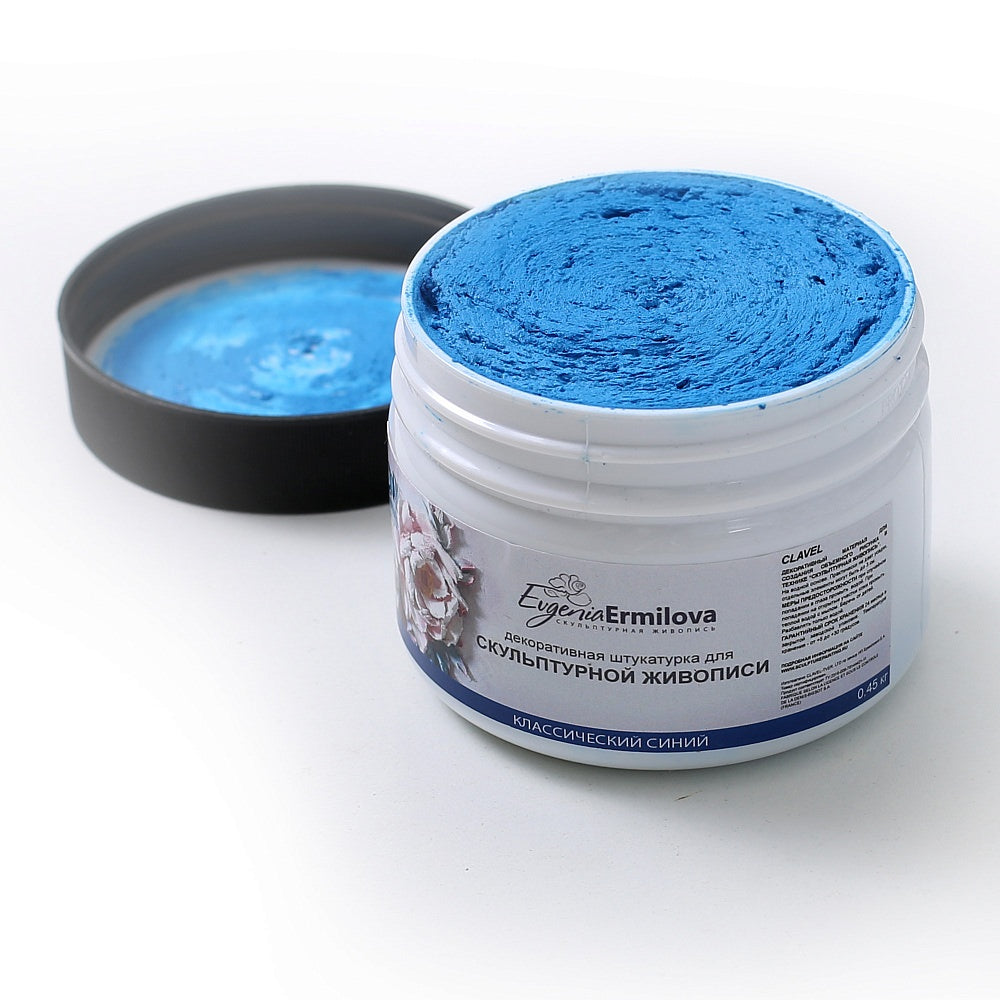 "Sculpture Paste ""Classic blue"""