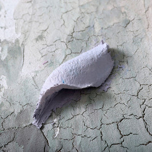 "Decorative plaster for crackle ""White"" #01"