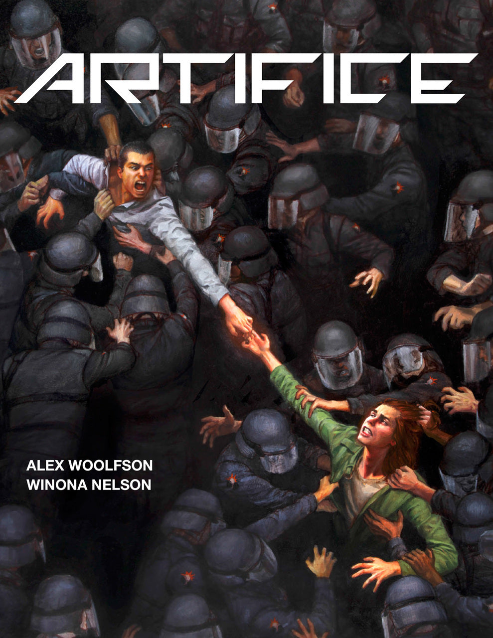 Artifice Graphic Novel