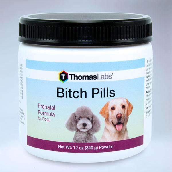 Bitch Pills Powder - 12 oz