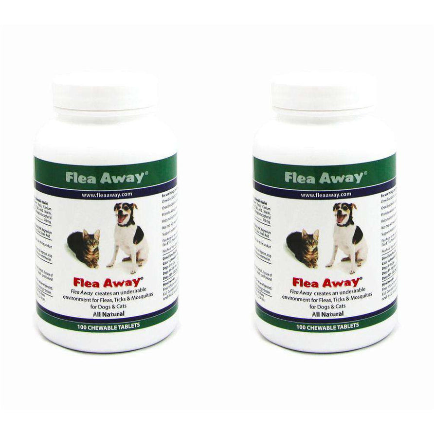 Flea Away - 2 Pack
