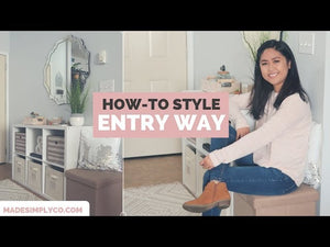 Hi #simplelifesociety, welcome to another how-to style video packed with tips on how you can style your perfect entryway with these decorating ideas for small ...