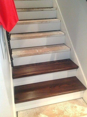 Adorably Stair Tread Ideas