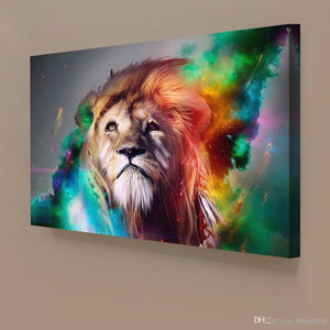 Killer Colorful Wall Art