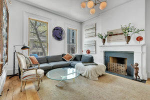 Sophisticated, gut-renovated Fort Greene townhouse with just enough rustic charm asks $4.35M