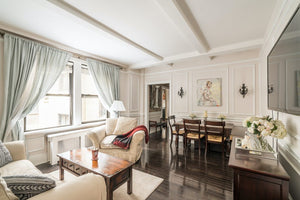 Get Park Avenue elegance for just $625K at this Upper East side co-op