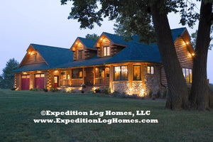 Adorably Expedition Log Homes