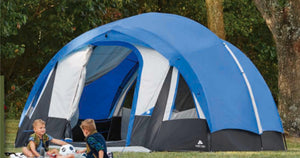 Ozark Trail 10-Person Tent w/ Multi-Position Fly Only $69 Shipped (Regularly $98)