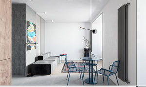 Captivating Blue & Green Accent Interiors Under 55 Sqm (With Floor Plans)