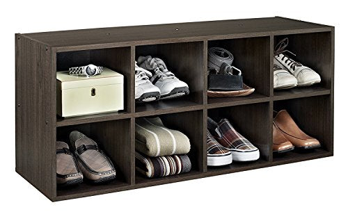 ClosetMaid 5081 Shoe Station, Espresso