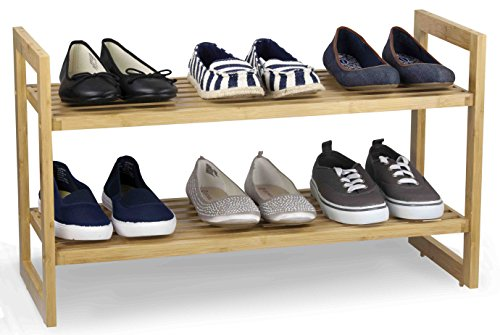 Sunbeam SR49050 Shoe Rack, Natural