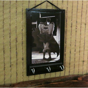 Entryway Organizer Marilyn Monroe Batman Key Rack