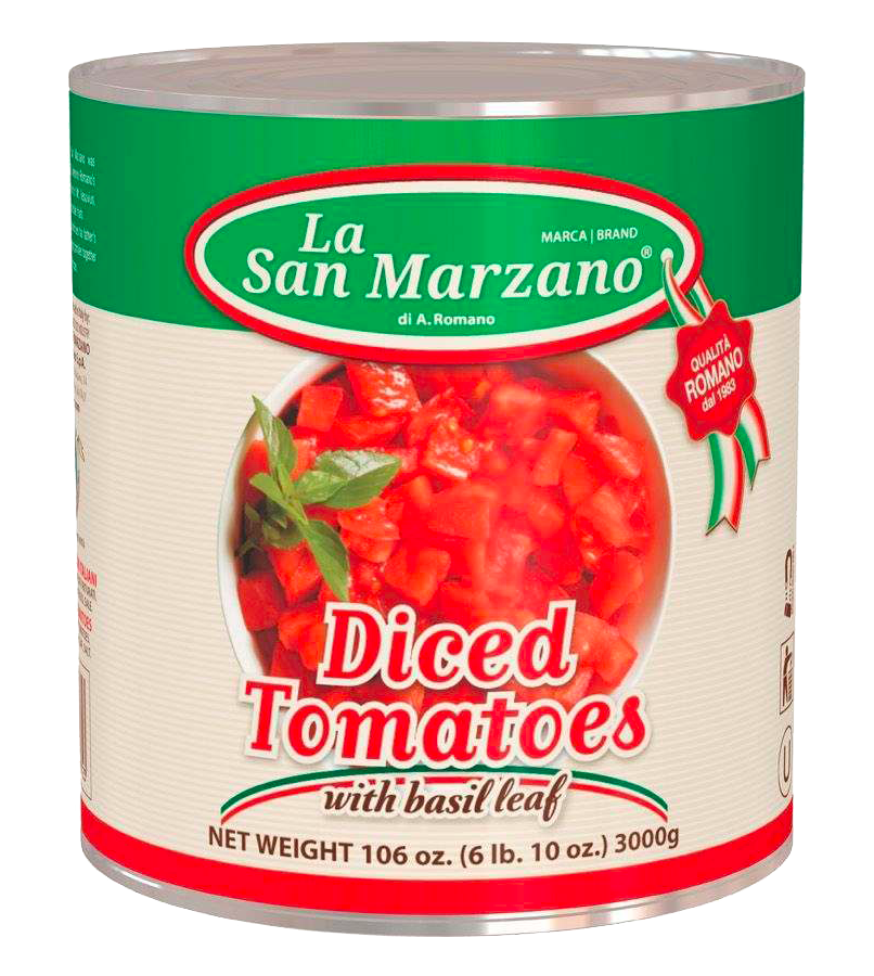 Diced Tomatoes 106oz