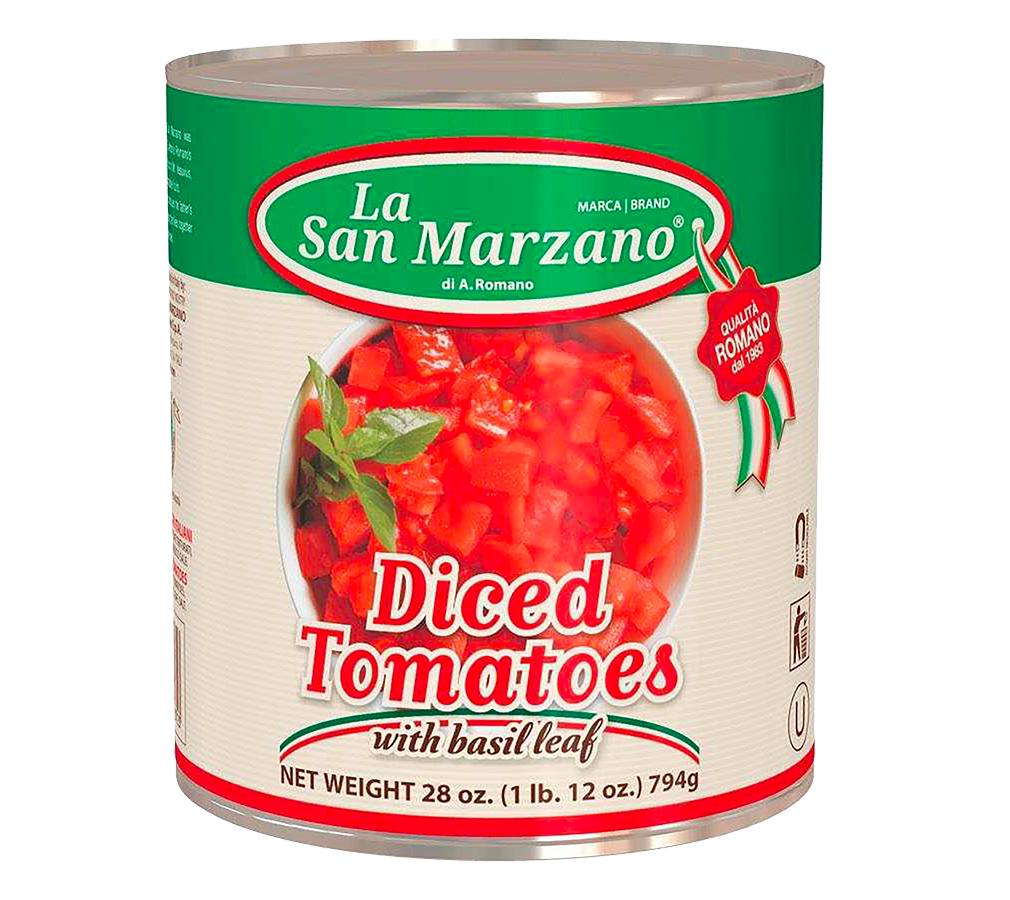 Diced Tomatoes 28oz