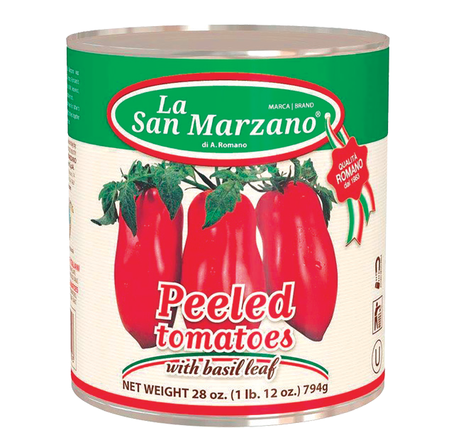 Peeled Tomatoes 28oz