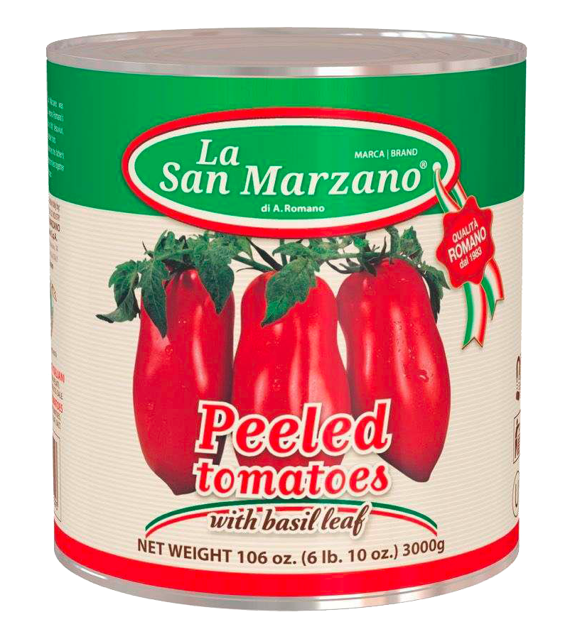 Peeled Tomatoes 106oz