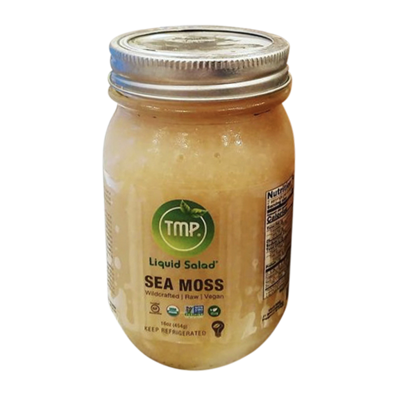 Wildcrafted Irish Moss / Sea Moss (16 oz)