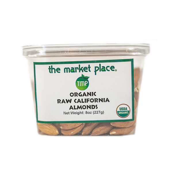 Organic Raw California Almonds