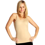 Slimming Scoop-Neck Top