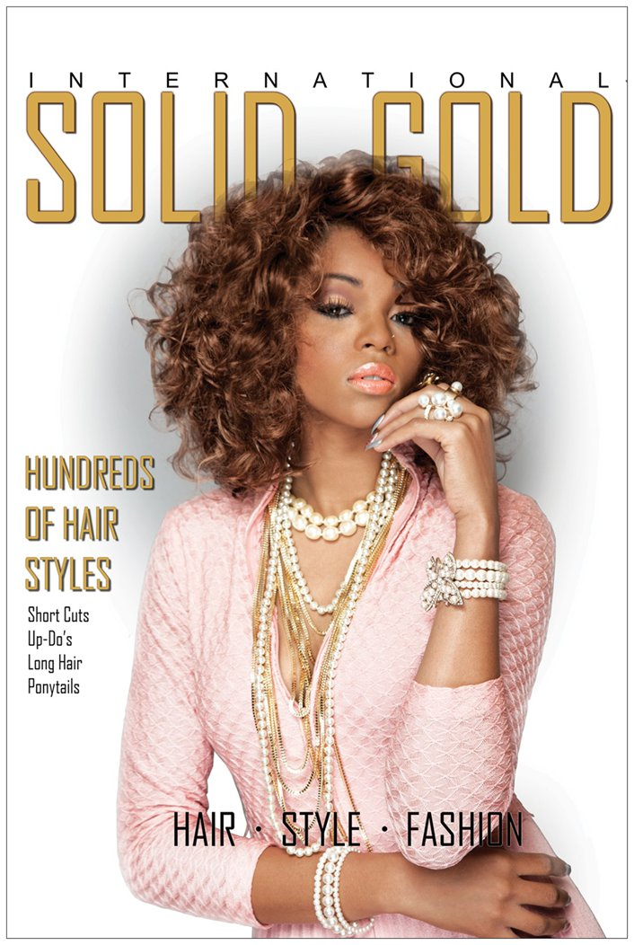 Solid Gold styles Magazine