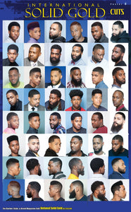 Solid Gold Barber Poster C
