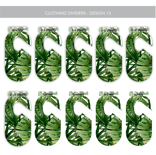 Clothing Dividers #13