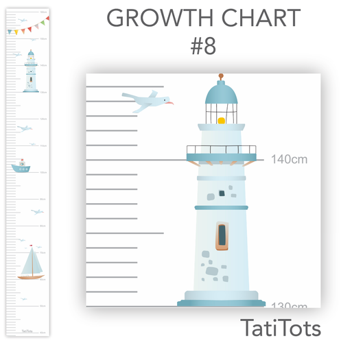 Growth Chart #8