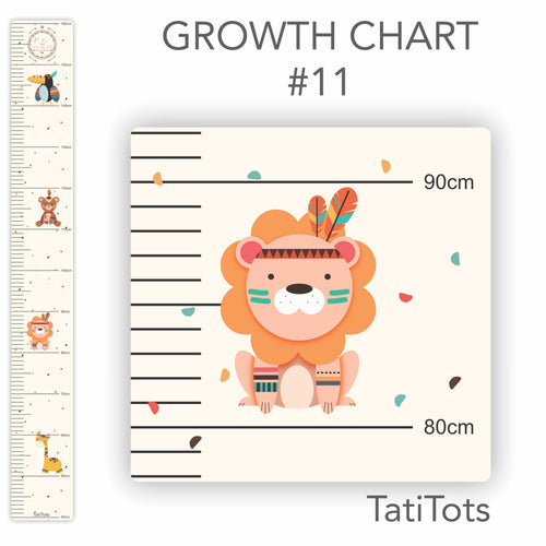 Growth Chart #11