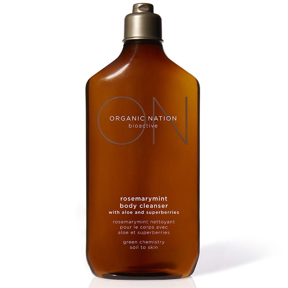 Rosemarymint Body Cleanser with Aloe + Superberries 350ml