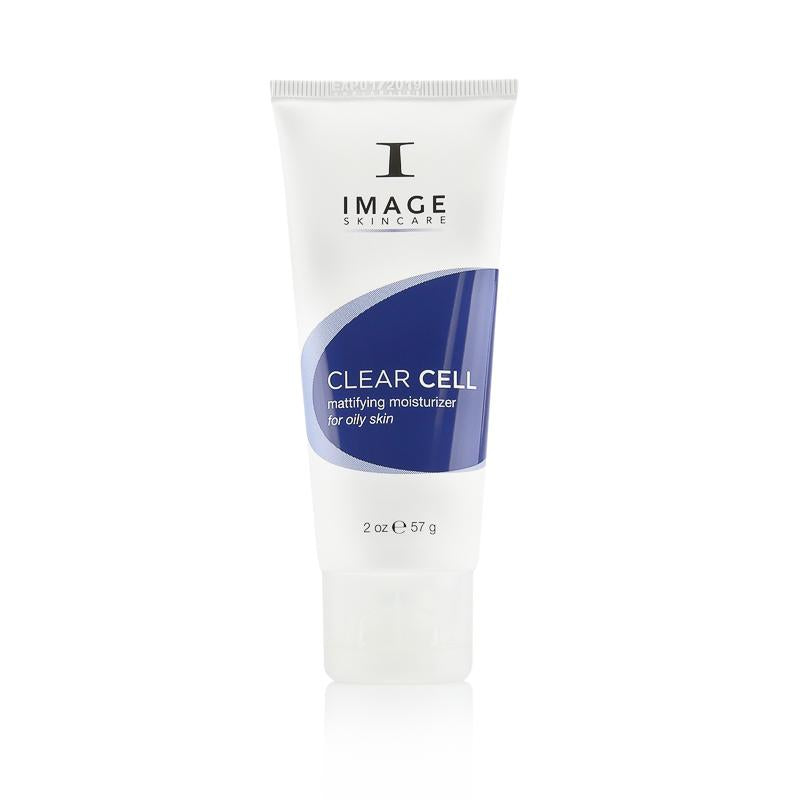 CLEAR CELL mattifying moisturiser for oily skin