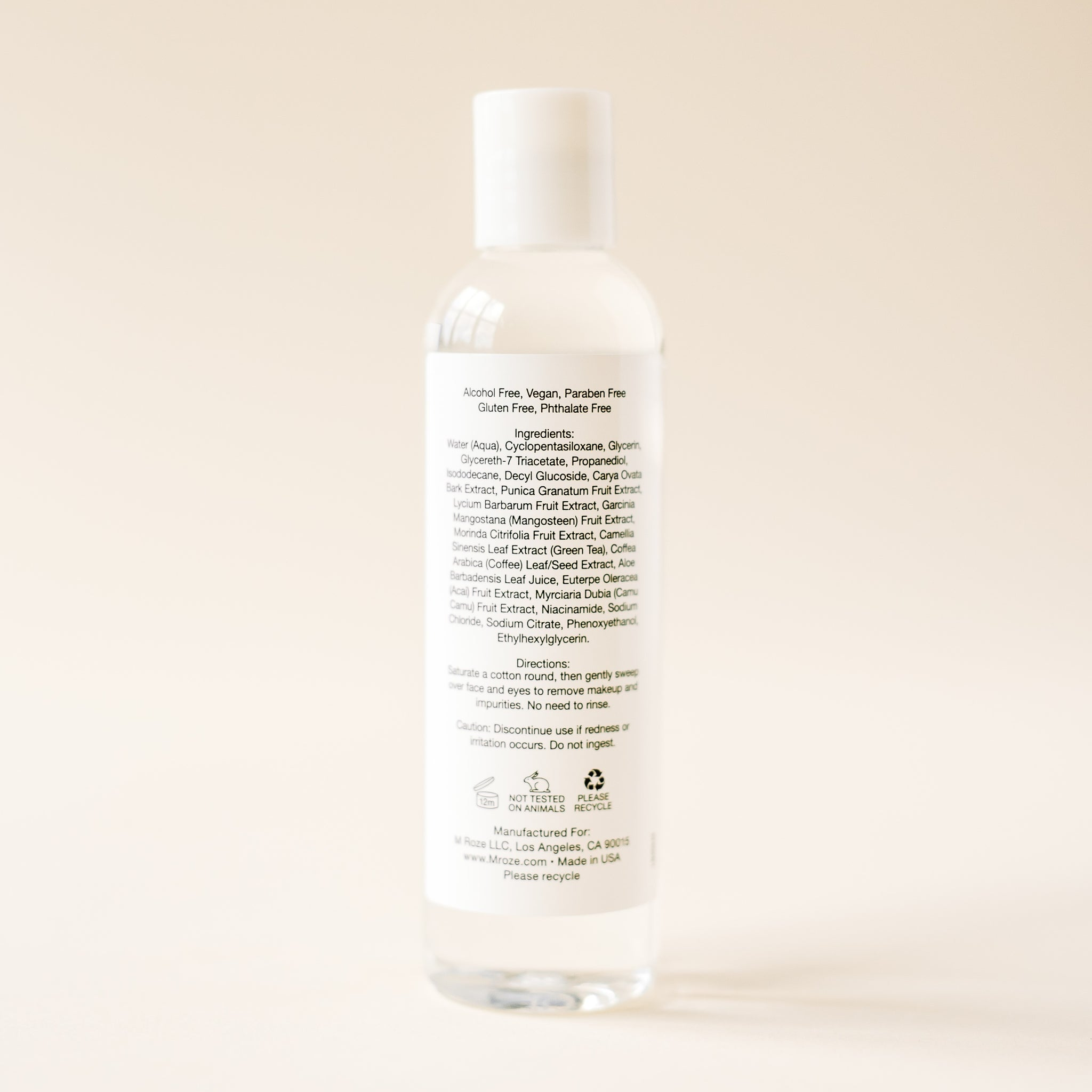 Micellar Cleansing Water All-in-1 Cleanser