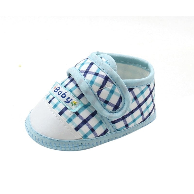 Lovely Baby First Walkers Soft Bottom Anti-Slip Shoes