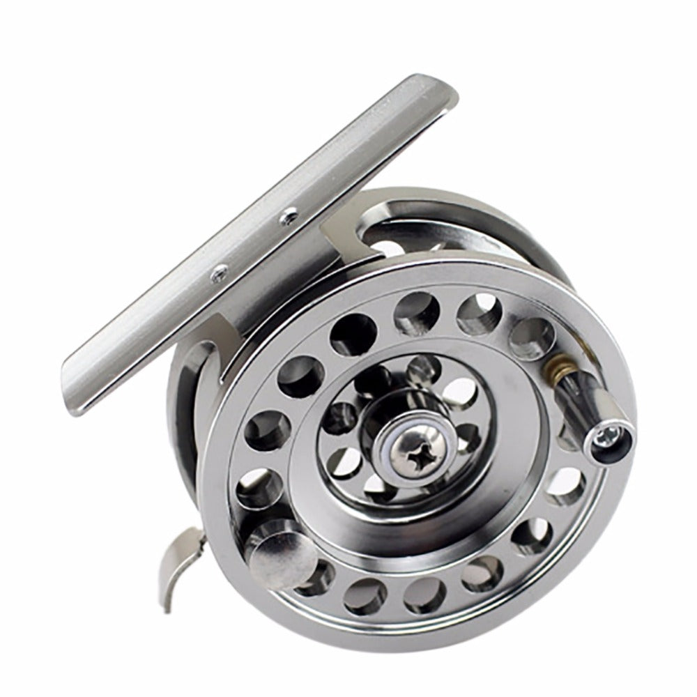 2018 New Ice Fishing Reels 2+1 Ball Bearing Aluminum Alloy Smooth Rock Fly Fishing Reels BLT 50 / BLT 60 for Carp pesca Tackle