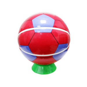 Balls Pedestal Display Stand Holder