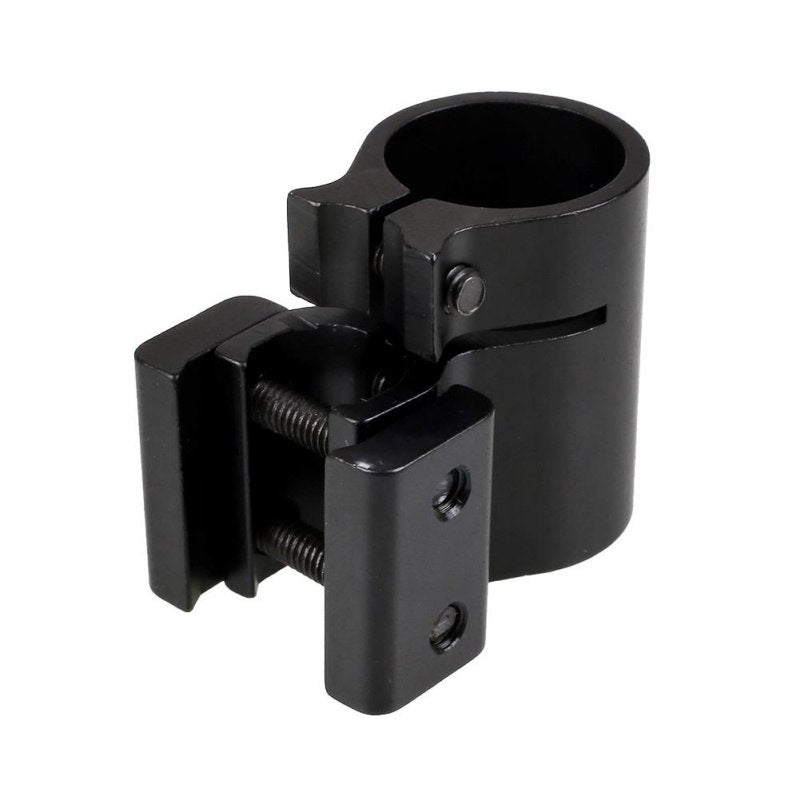 "20mm flashlight clip 1 Inch 1"" Ring Weaver Scope Rail Mount for Flashlight 20mm VE778 P31"