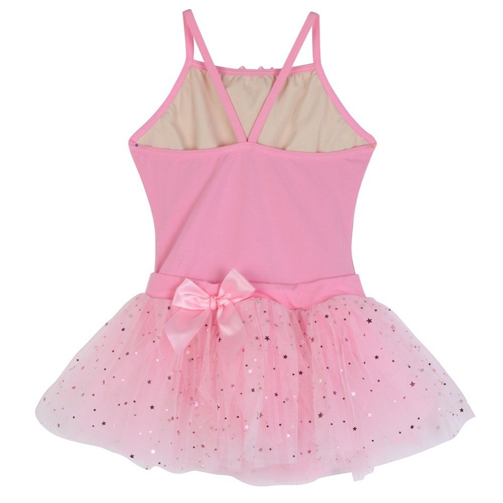 Baby Girls Ballet Tutu Tulle Dancing Dress