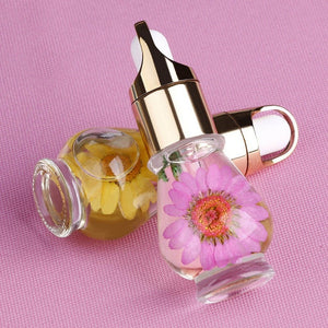 Art lalic 15mL Dry Dried Flowers Oil Nail Treatments