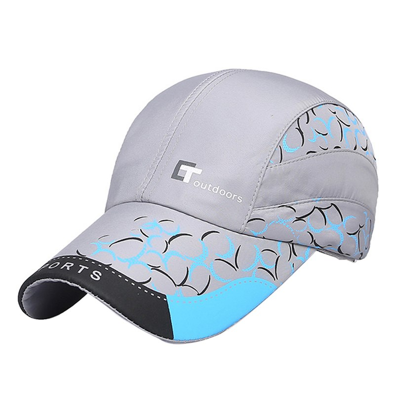 Men and Women  Mesh Cap Breathable Sun Hat