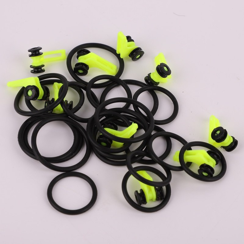 10Pcs/lot Fishing Hook Keeper for Fishing Rod Pole Fishing Lures Bait Fishhook Safety Holder Fishing Tackle Supplies