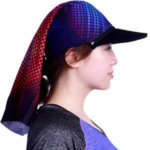 Mountain climbing  Anti-UV Snap back Cap