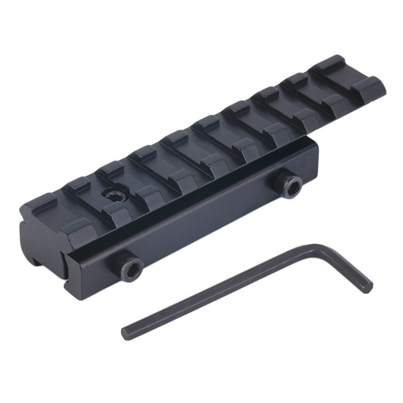 September 1 11mm to 20mm Dovetail to Weaver Rail Mount Base Adapter Scope Mount Converter Laser Sight