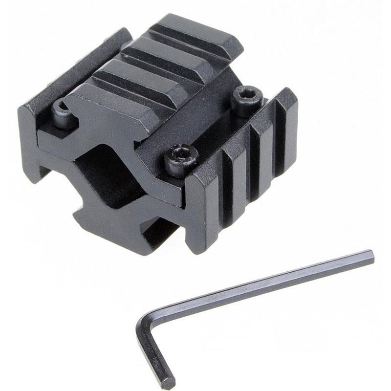 4-Sided Guide Rail 3 ot slight Clip For Oscilloscope Optical Laser Hunting Accessories