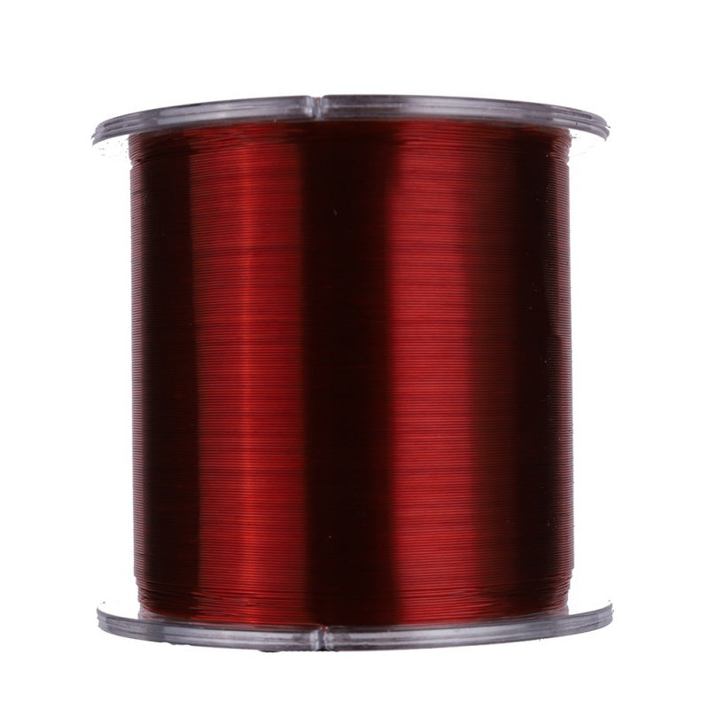 500M Fishing Line High Quality 100% Nylon Transparent Not Fluorocarbon Fishing Tackle  Multifilamento Fishing Lines