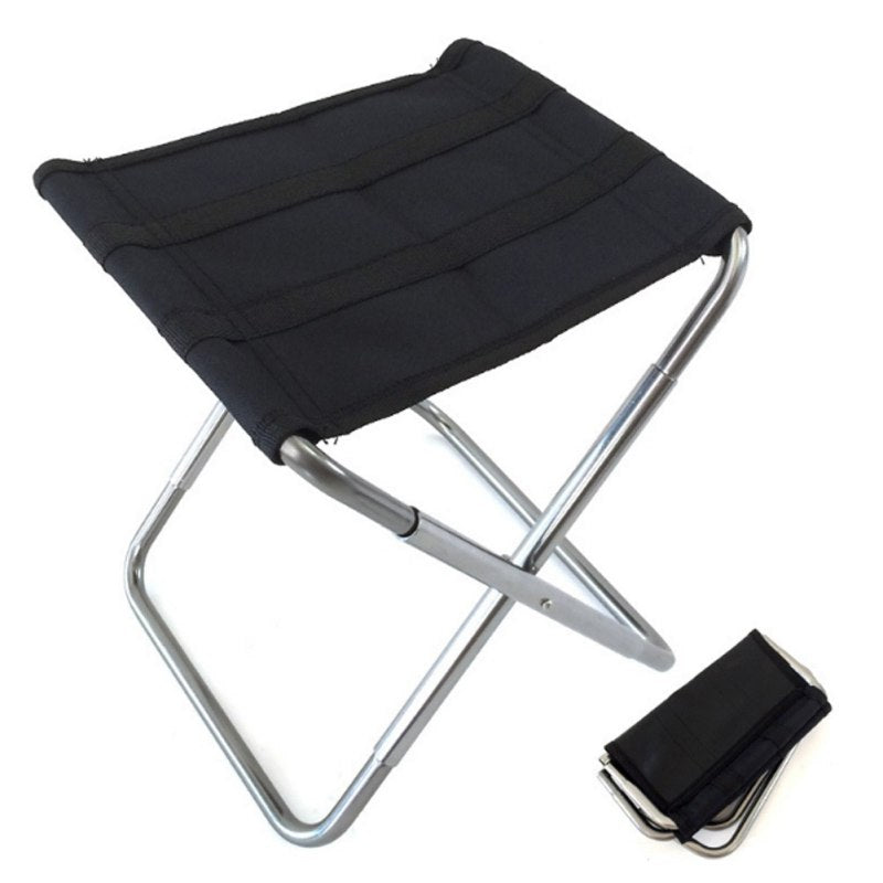 Light Camping Fishing Chair Portable Folding