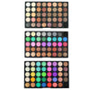 POPFEEL 120 Colors Gliltter Eyeshadow Palette